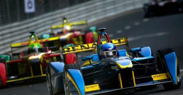 La Formula E a Roma