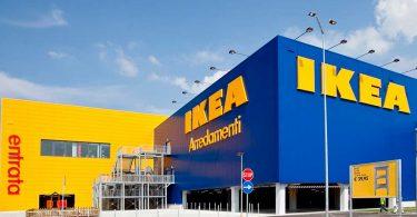 La sede IKEA di Palermo