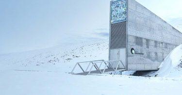 In Norvegia il deposito sotterraneo di tutti i semi del mondo