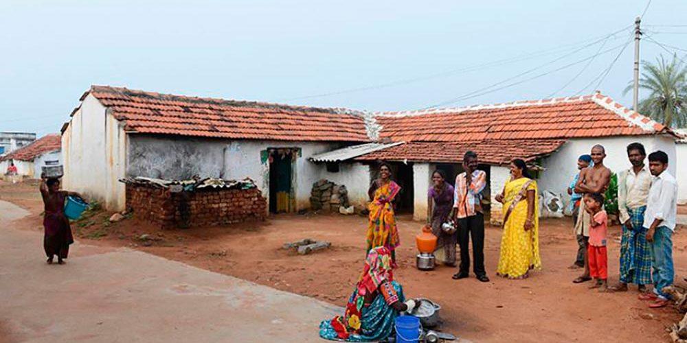 Villaggio indiano Photo: AFP/Representational