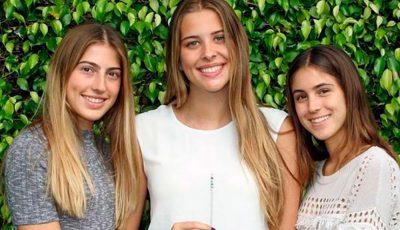 Le tre ragazze che hanno inventato la cannuccia anti-stupro