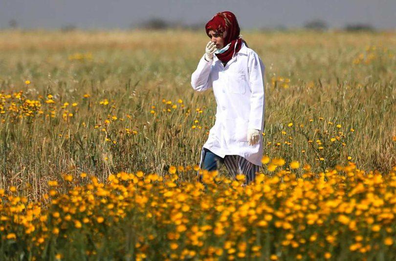 razan-al-najjar-langelo-palestinese