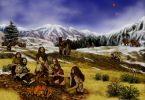 i-bambini-degli-ominidi-sapevano-camminare-come-le-scimmie