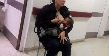 poliziotta-allatta-il-figlio-di-una-detenuta-e-viene-promossa
