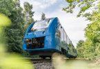 in funzione in germania i primi treni a idrogeno