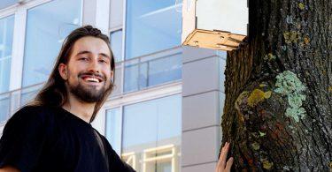 TreeWiFi: con l'aria pulita la connessione è gratis