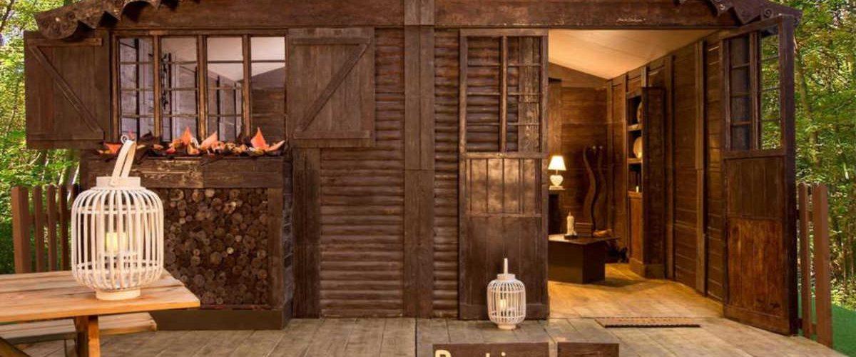 The Chocolate Cottage: una casa fatta interamente di cioccolato