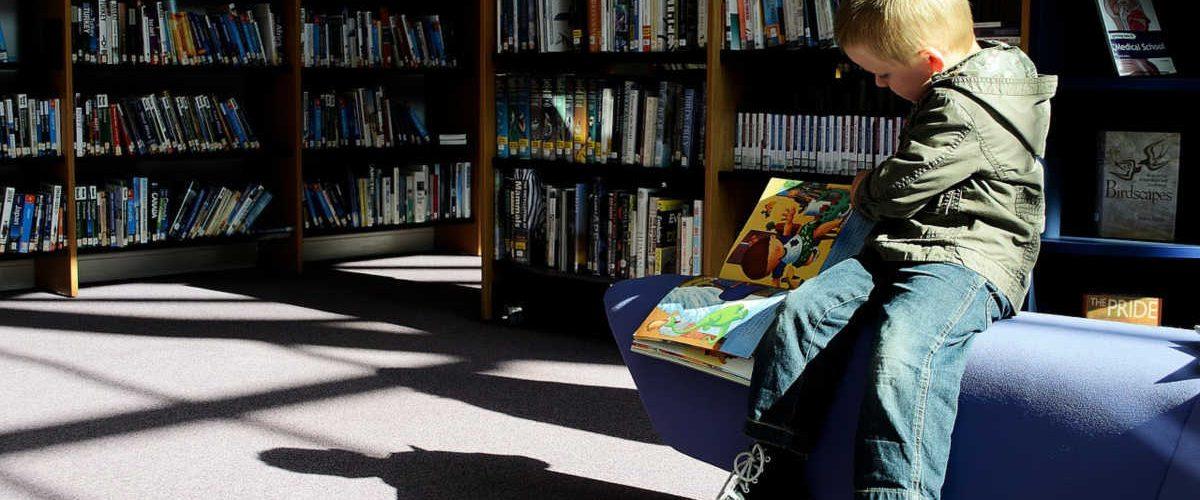 Crescere in una casa piena di libri migliora le abilità
