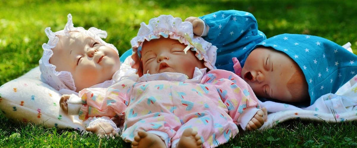 La Doll Therapy per i malati di Alzheimer