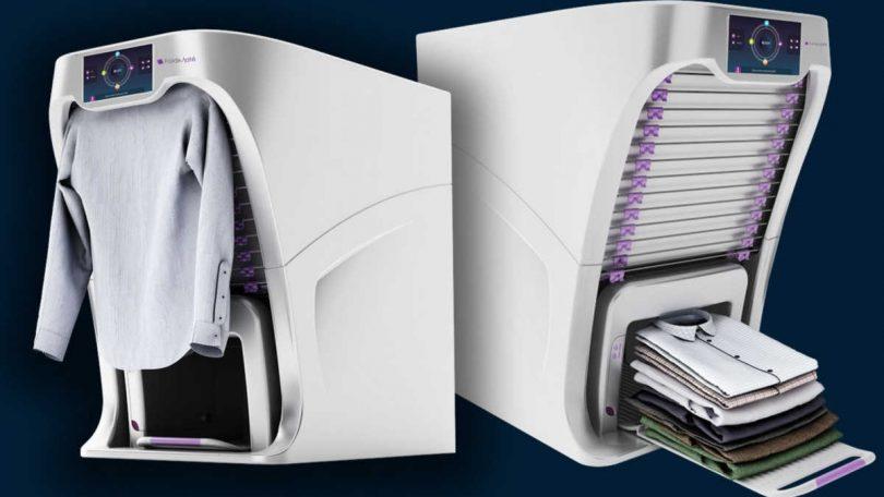 Foldi Mate: il robot definitivo per piegare i capi di abbigliamento