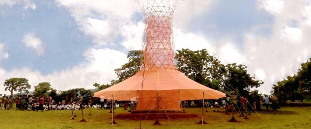 warka tower acqua potabile in etiopia