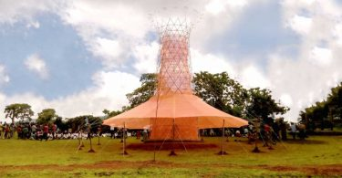 warka tower acqua potabile in etiopia
