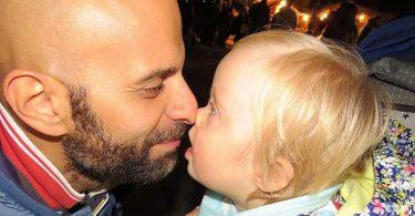 Luca Trapanese racconta la sua storia e della piccola Alba