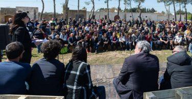 A Castiglione d'Otranto il mulino di comunità