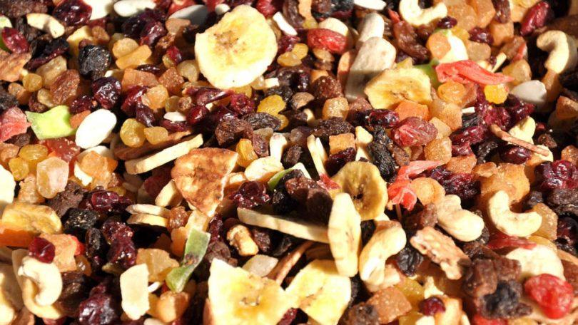 Frutta secca il food trend salutare