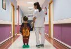 L'ospedale San Rafael di Madrid aiuta i bambini malati con il calcio