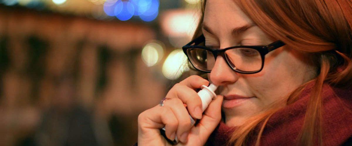 Uno spray nasale contro la depressione