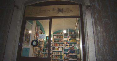 Paolo Fiorucci, il libraio notturno