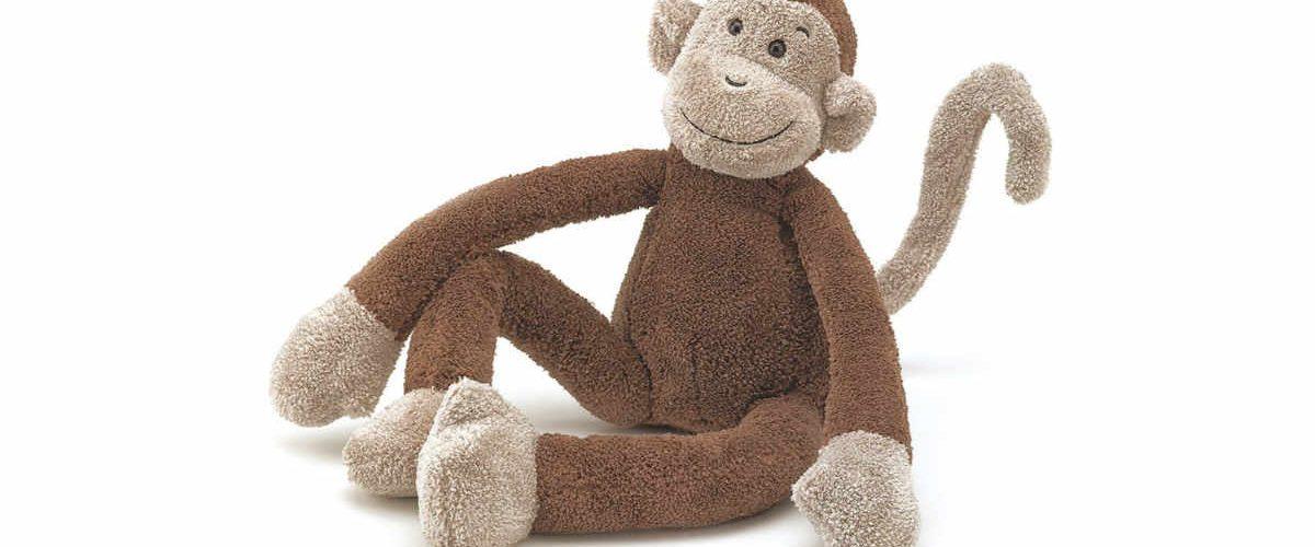 La Regina rimanda in Australia la scimmietta perduta da una bambina