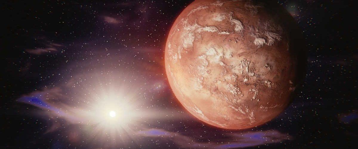 Potrebbe esistere vita su Marte