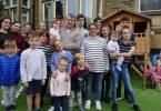 La famiglia più numerosa in Inghilterra aspetta il ventiduesimo figlio